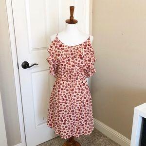 Rebecca Taylor Silk Sundress Size 6 Floral